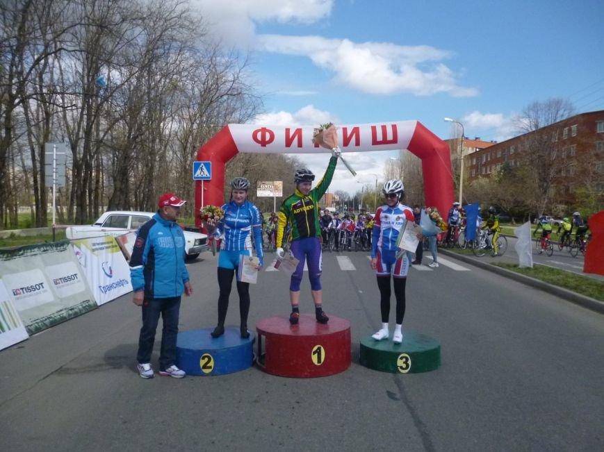 Майкопчанки стали призерами чемпионата России по велоспорту (фото) - фото 1
