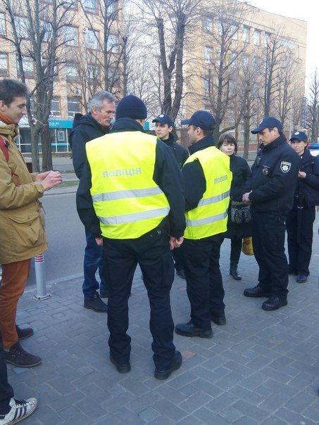 Черкаські поліцейські оштрафували депутата обласної ради (ФОТО) (фото) - фото 1