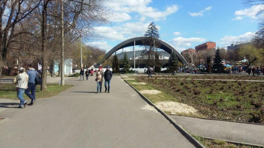 Выходные в Днепропетровске: как горожане наслаждались первыми теплыми днями апреля (ФОТО) (фото) - фото 5