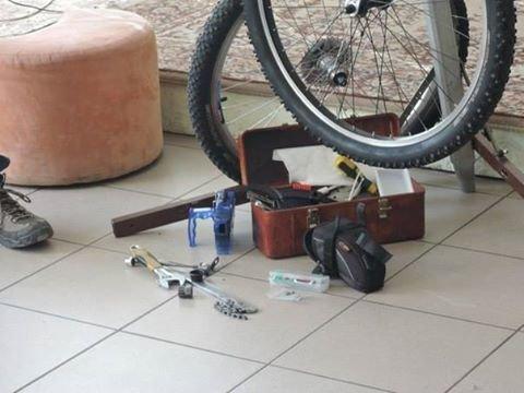 В Краматорске состоялся мастер-класс по обслуживанию велосипедов, фото-1