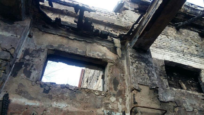 """""""Заброшки"""" Днепропетровска: сгоревшая четыре года назад на Хэллоуин """"Плотина"""" превратилась в руины (ФОТО), фото-8"""