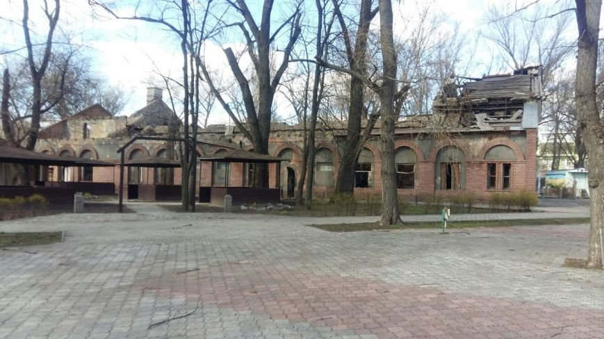 """""""Заброшки"""" Днепропетровска: сгоревшая четыре года назад на Хэллоуин """"Плотина"""" превратилась в руины (ФОТО), фото-2"""