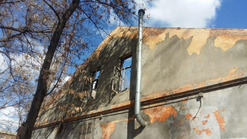 """""""Заброшки"""" Днепропетровска: сгоревшая четыре года назад на Хэллоуин """"Плотина"""" превратилась в руины (ФОТО), фото-1"""