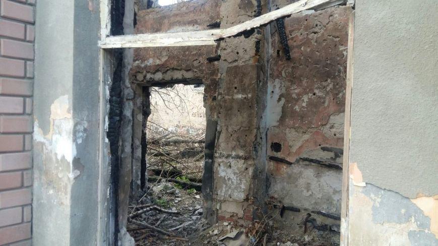 """""""Заброшки"""" Днепропетровска: сгоревшая четыре года назад на Хэллоуин """"Плотина"""" превратилась в руины (ФОТО), фото-5"""