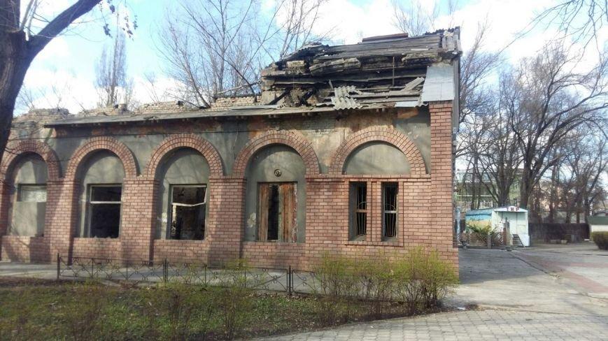 """""""Заброшки"""" Днепропетровска: сгоревшая четыре года назад на Хэллоуин """"Плотина"""" превратилась в руины (ФОТО), фото-3"""