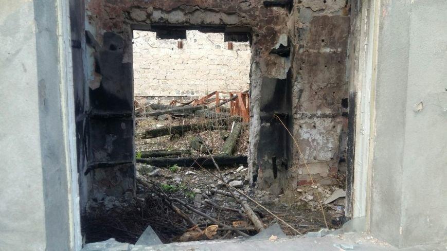 """""""Заброшки"""" Днепропетровска: сгоревшая четыре года назад на Хэллоуин """"Плотина"""" превратилась в руины (ФОТО), фото-7"""