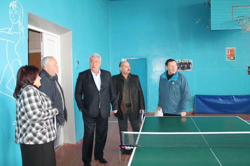 В Бахмутском районе планируют капитальный ремонт школы, фото-2