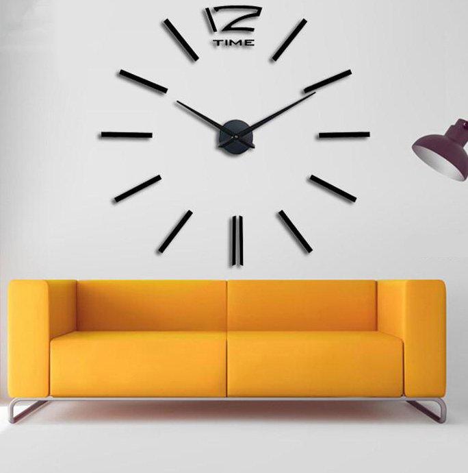 Дизайнерские настенные часы в Киеве на фото