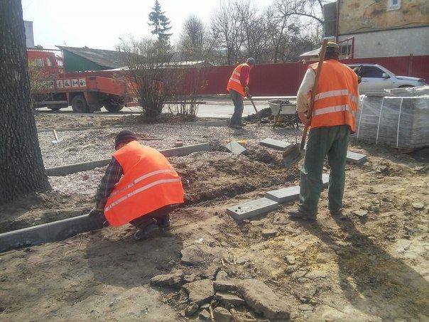 У Личаківському районі з'являться два нові сквери (фото) - фото 1
