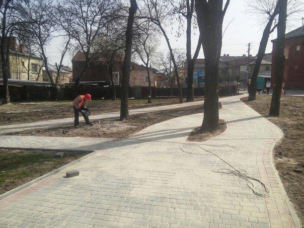 У Личаківському районі з'являться два нові сквери (фото) - фото 5