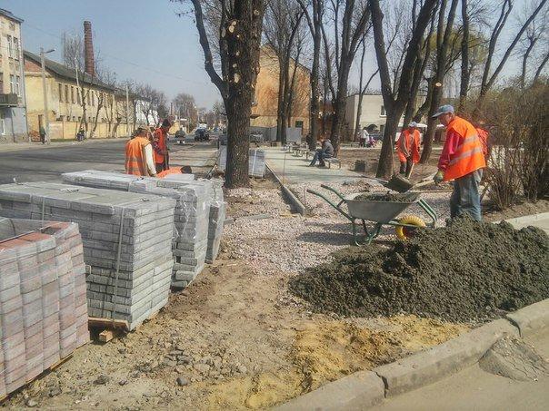 У Личаківському районі з'являться два нові сквери (фото) - фото 8