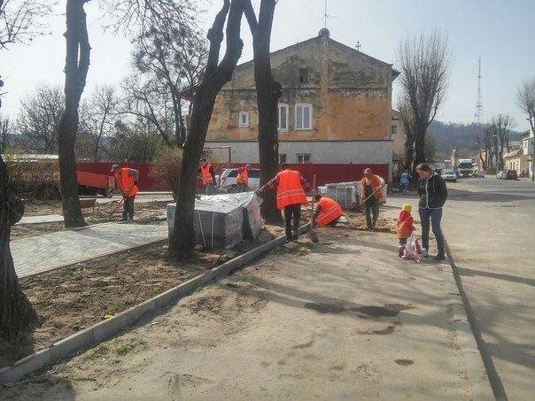 У Личаківському районі з'являться два нові сквери (фото) - фото 2