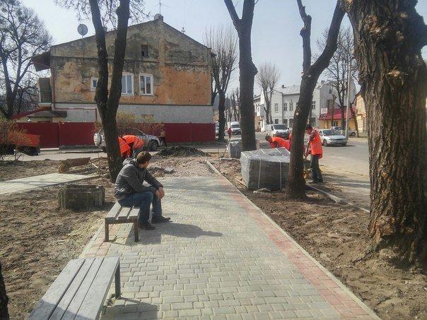 У Личаківському районі з'являться два нові сквери (фото) - фото 9