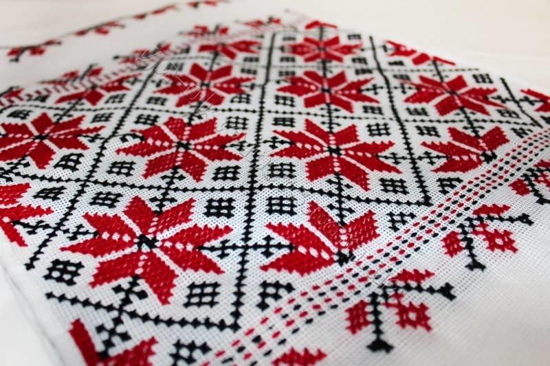 Этно-стиль на современной свадьбе: как правильно выбрать свадебные рушники (фото) - фото 1