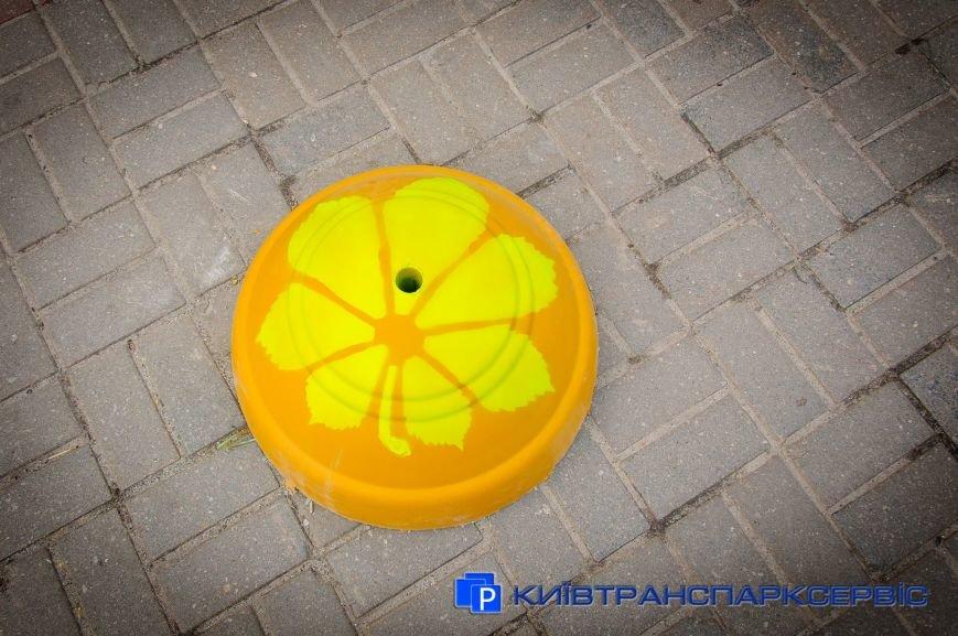 На Крещатике установили модернизированные полусферы (ФОТОФАКТ), фото-4