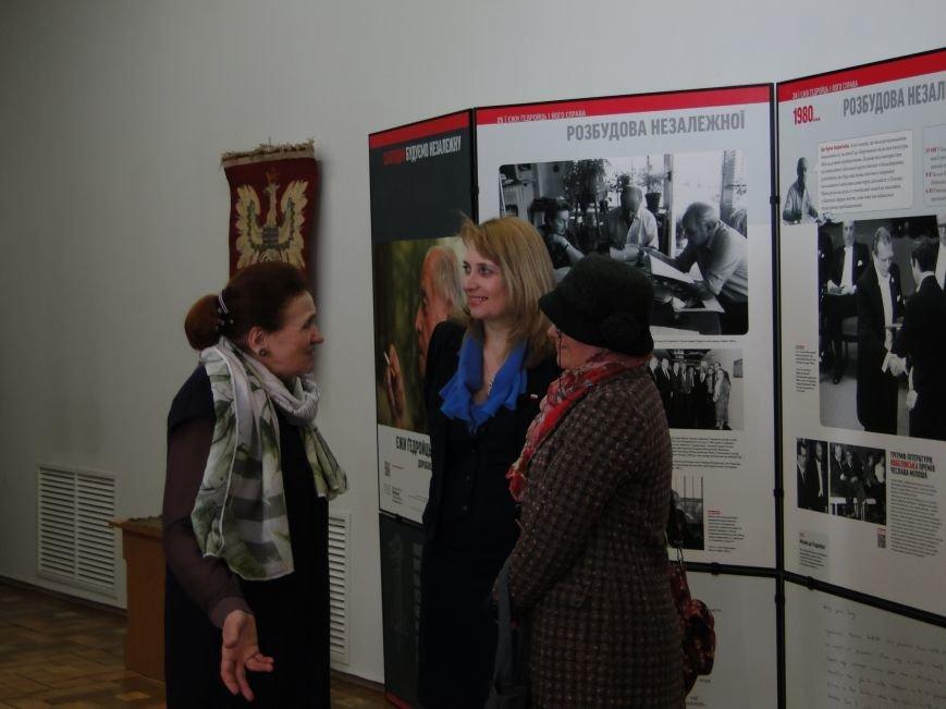 У Хмельницькому представили виставку «Єжи Ґедройць і його справа. Доробок бібліотеки «Культури» (Фото) (фото) - фото 1