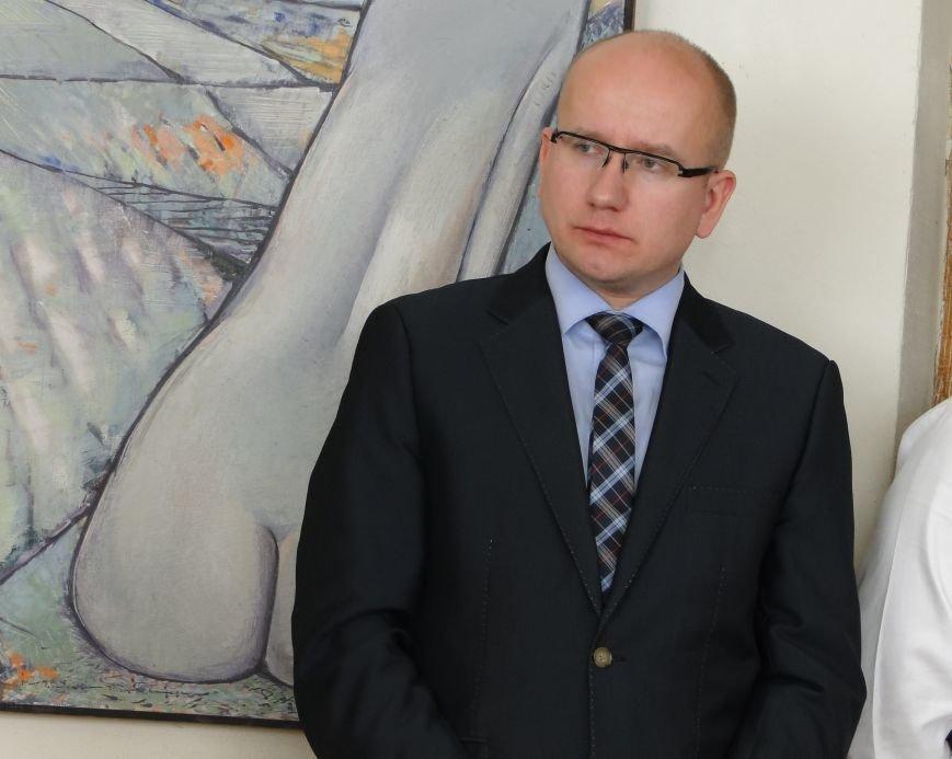 У Хмельницькому представили виставку «Єжи Ґедройць і його справа. Доробок бібліотеки «Культури» (Фото) (фото) - фото 3