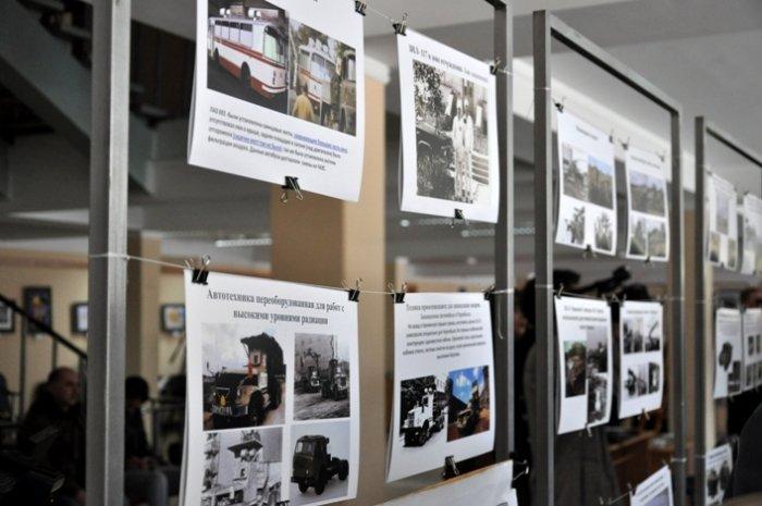 У Житомирі відкрилась фотовиставка присвячена 30-й річниці від дня Чорнобильської катастрофи (фото) - фото 1