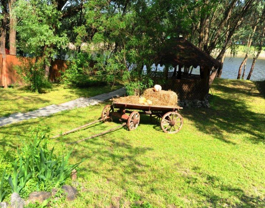 «Княжий Град» – комфортный отдых на живописном берегу Десны (фото) - фото 4