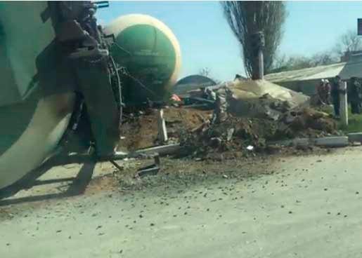 В Симферополе спасатели ликвидируют ЧП с железнодорожной цистерной с бензином (ФОТО, ВИДЕО) (фото) - фото 1
