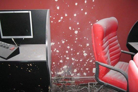В Чернигове мужчина проиграл в лотерею 50 тысяч и отомстил продавцам гранатой (фото) - фото 1