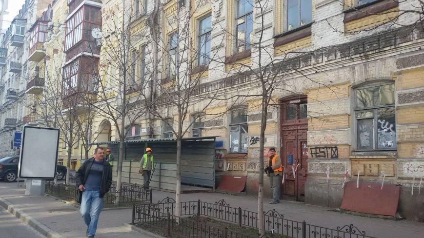 В Киеве началась реконструкция усадьбы Мехельсона (ФОТО) (фото) - фото 2