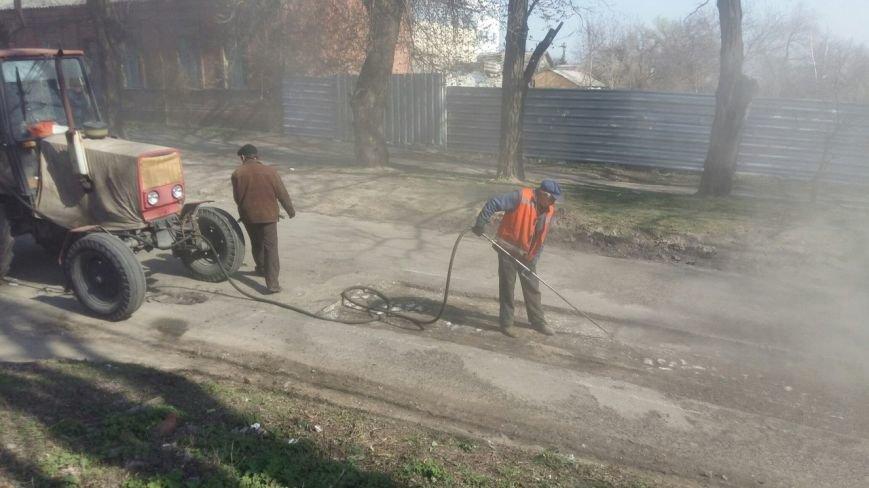 Ямы на улице Сикорского (бывшая Тельмана) обещают устранить до конца недели (ФОТО) (фото) - фото 8