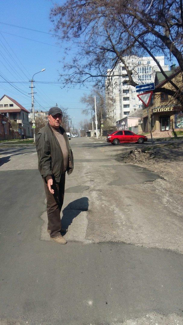 Ямы на улице Сикорского (бывшая Тельмана) обещают устранить до конца недели (ФОТО) (фото) - фото 5