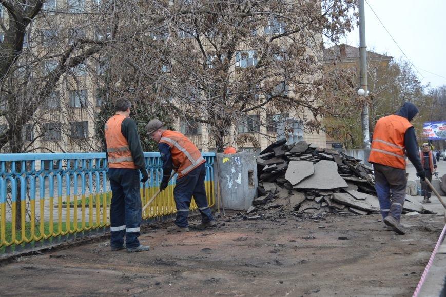 В Кривом Роге комиссиия  примет решение, в каком ремонте нуждается мост на Харитонова (ФОТО), фото-8