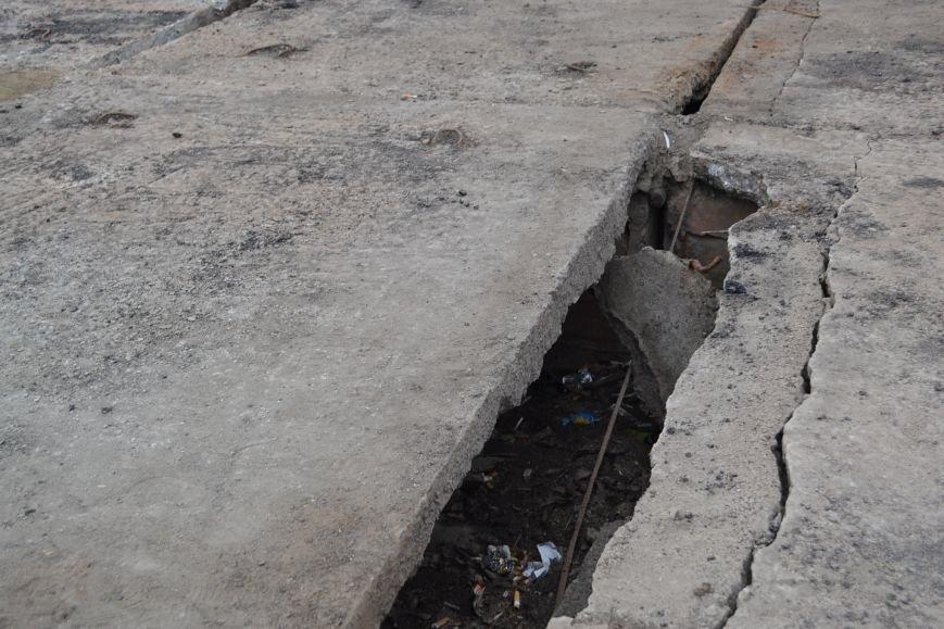 В Кривом Роге комиссиия  примет решение, в каком ремонте нуждается мост на Харитонова (ФОТО), фото-7