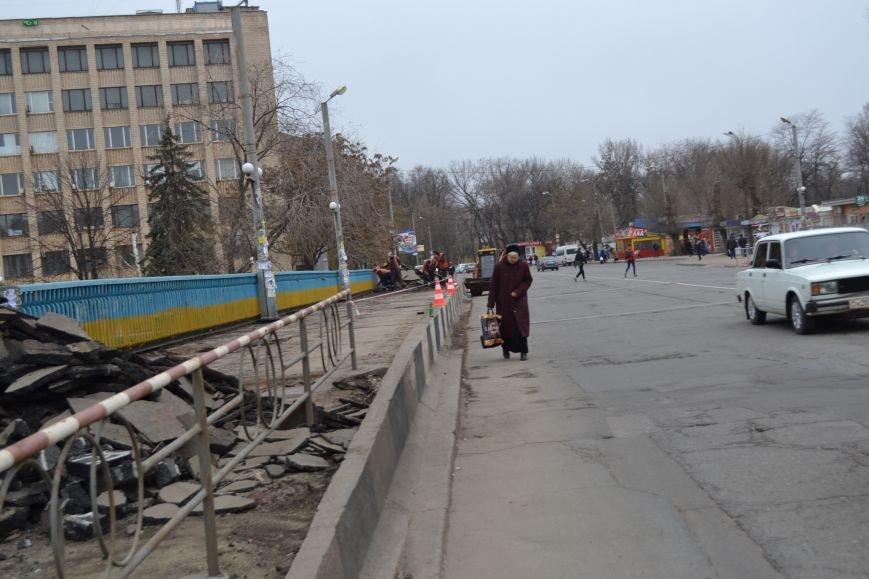 В Кривом Роге комиссиия  примет решение, в каком ремонте нуждается мост на Харитонова (ФОТО), фото-3