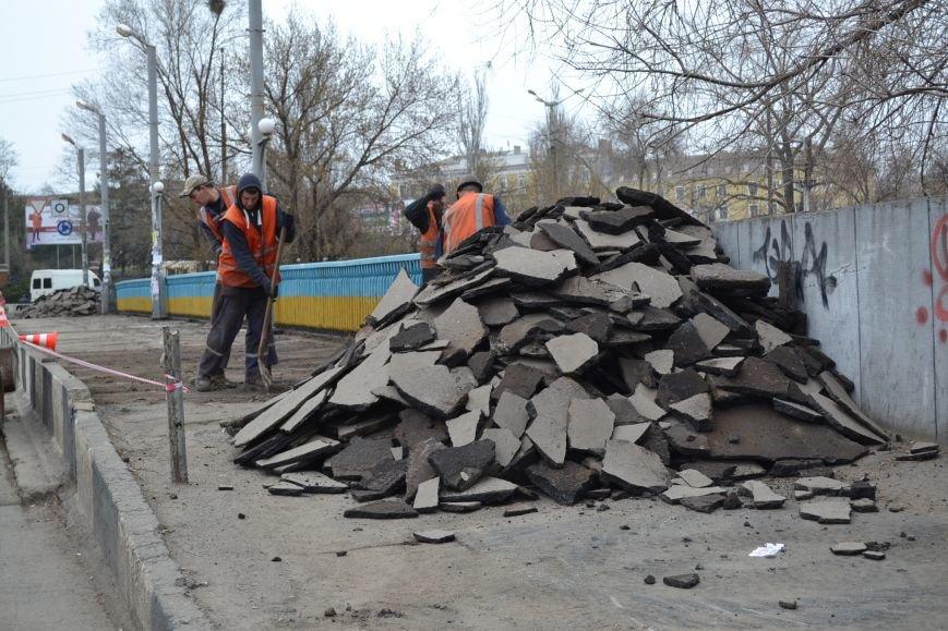 В Кривом Роге комиссиия  примет решение, в каком ремонте нуждается мост на Харитонова (ФОТО), фото-10