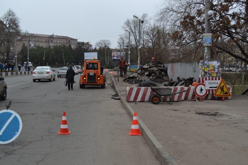 В Кривом Роге комиссиия  примет решение, в каком ремонте нуждается мост на Харитонова (ФОТО), фото-11