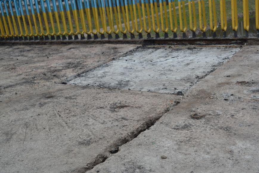 В Кривом Роге комиссиия  примет решение, в каком ремонте нуждается мост на Харитонова (ФОТО), фото-5