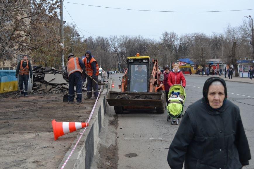 В Кривом Роге комиссиия  примет решение, в каком ремонте нуждается мост на Харитонова (ФОТО), фото-6