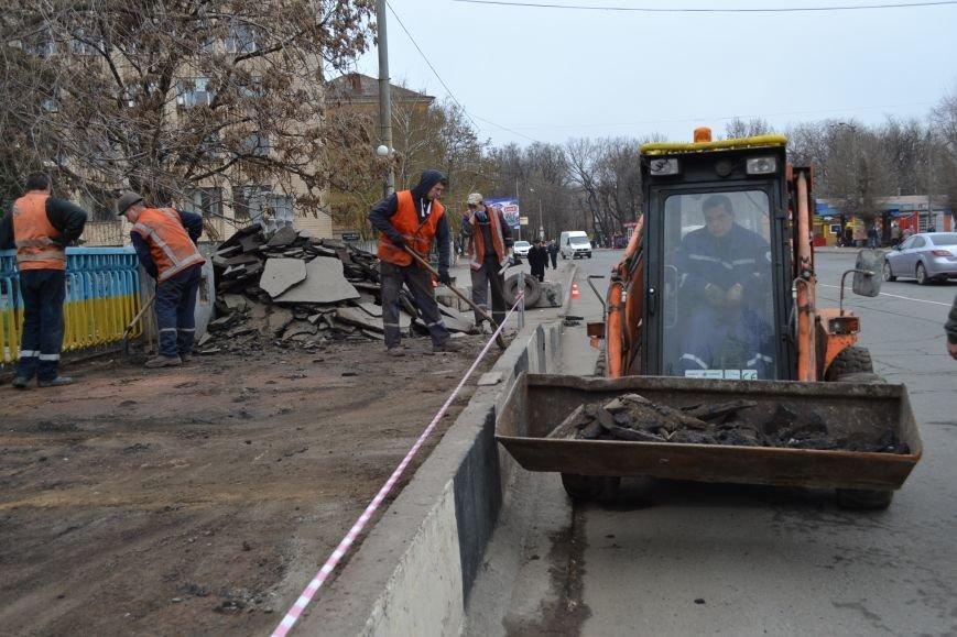 В Кривом Роге комиссиия  примет решение, в каком ремонте нуждается мост на Харитонова (ФОТО), фото-9