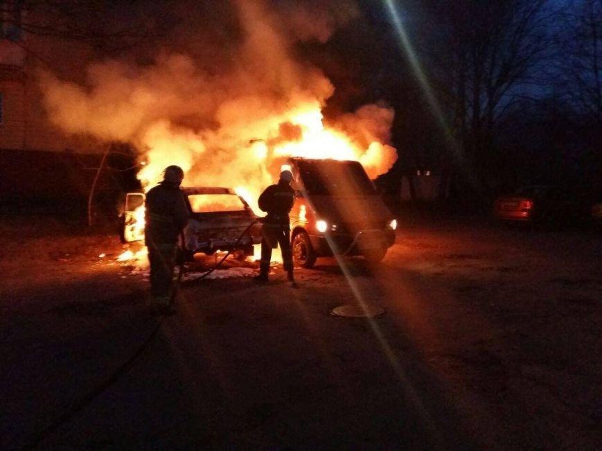 У Тернополі – черговий підпал автомобілів (фото) (фото) - фото 1