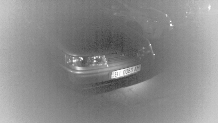 Полтавские активисты помогают копам задерживать пьяных водителей (фото) - фото 1