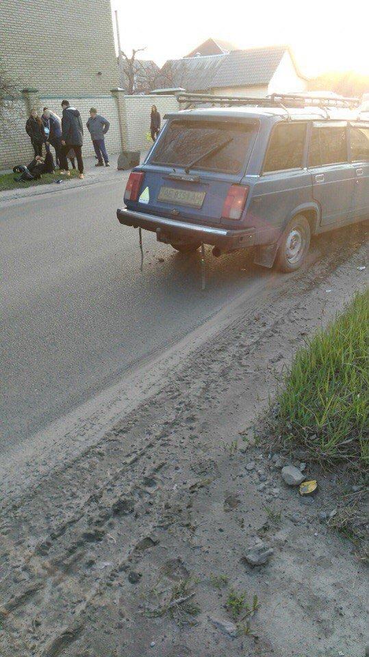 ДТП на Байкальской: из-за столкновения авто и мотоцикла пострадал мужчина (ФОТО) (фото) - фото 4
