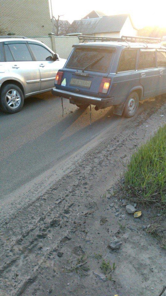 ДТП на Байкальской: из-за столкновения авто и мотоцикла пострадал мужчина (ФОТО), фото-5