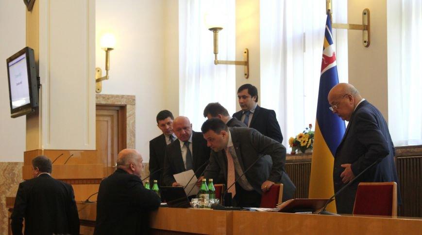 Сесія Закарпатської обласної ради у фото, фото-5