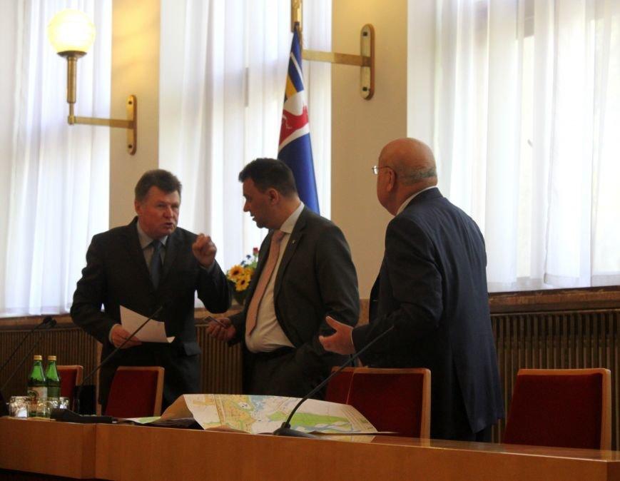 Сесія Закарпатської обласної ради у фото, фото-4