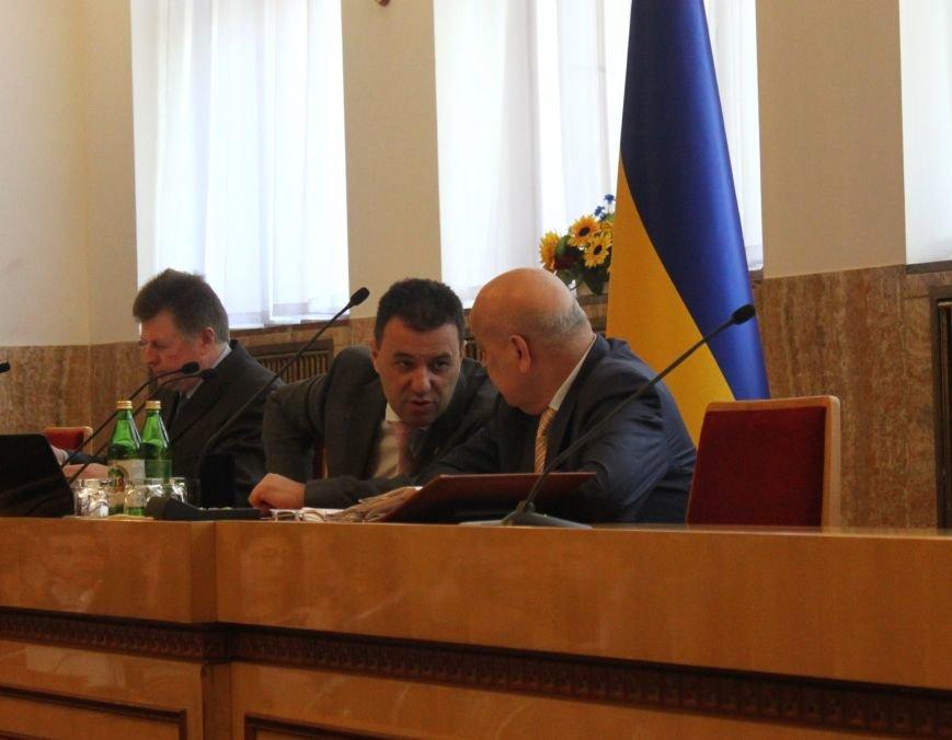 Сесія Закарпатської обласної ради у фото, фото-6