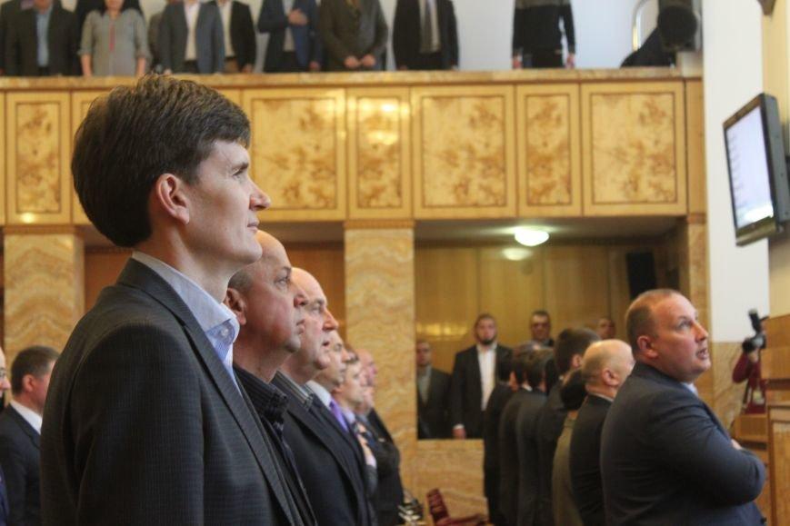 Сесія Закарпатської обласної ради у фото, фото-10