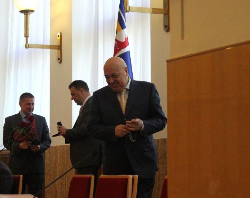 Сесія Закарпатської обласної ради у фото, фото-1