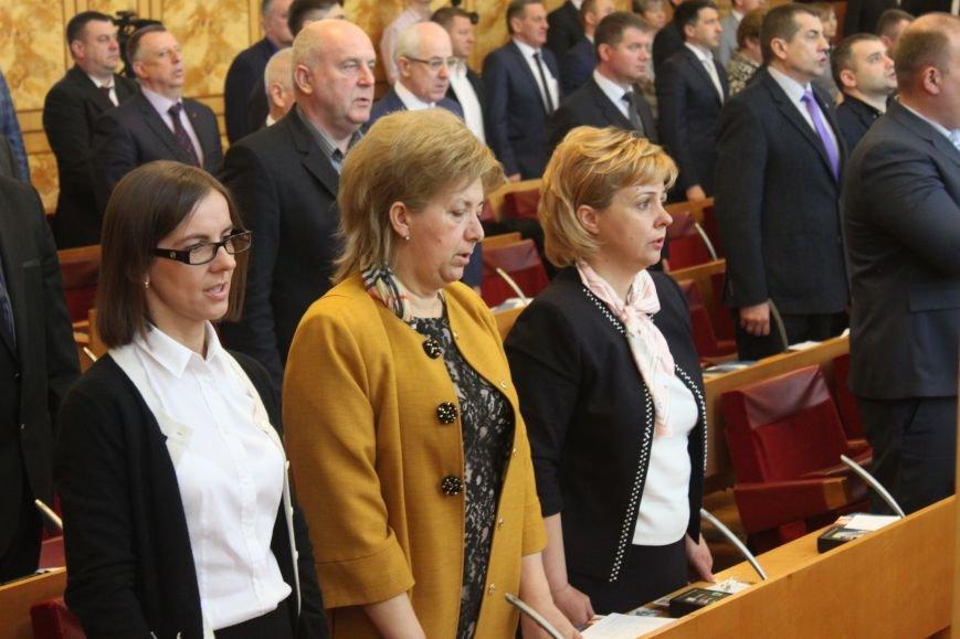 Сесія Закарпатської обласної ради у фото, фото-9