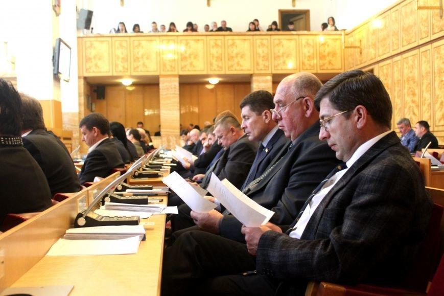Сесія Закарпатської обласної ради у фото, фото-2