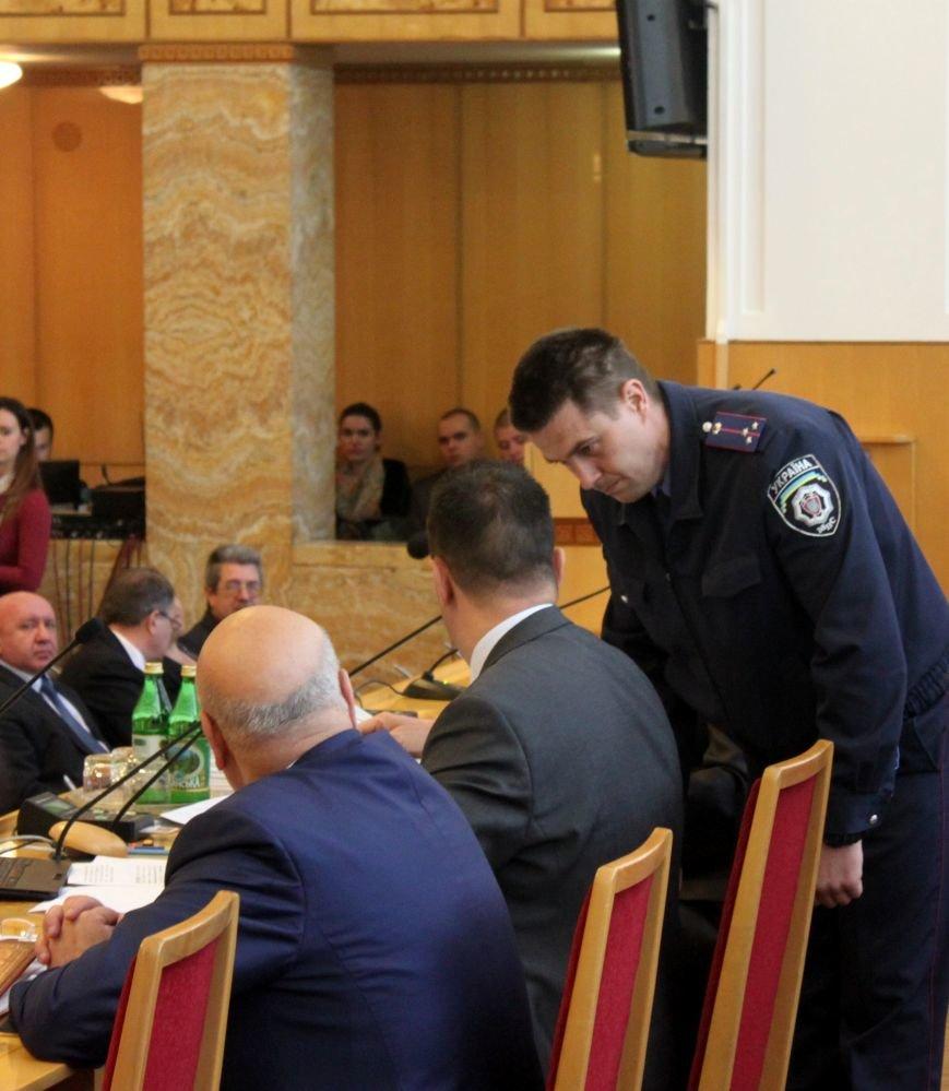 Сесія Закарпатської обласної ради у фото, фото-7