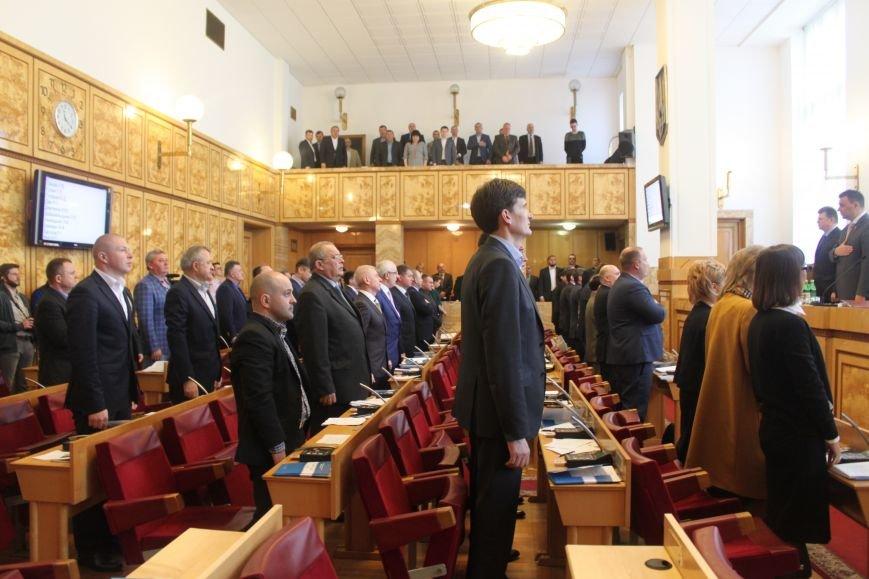 Сесія Закарпатської обласної ради у фото, фото-8