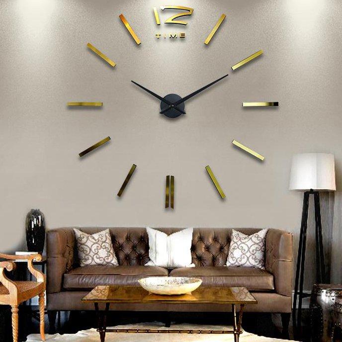 Круглые большие настенные часы купить в Киеве интернет магазине часов Modglam